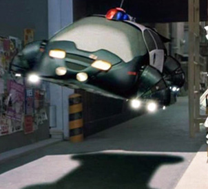 Back To The Future Flying Cars 2015